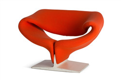 Pierre Paulin, Ribbon Chair