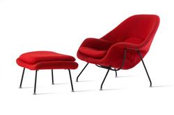 Eero Saarinen, No. 70, Womb Chair