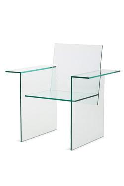Shiro Kuramata, Glass Chair