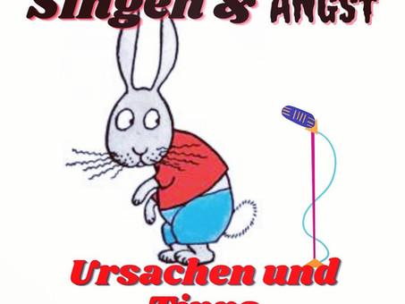 8) Singen und Angst: Ursachen und Tipps