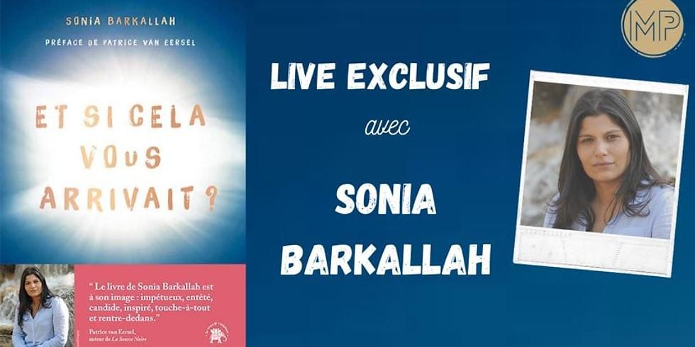 Live exclusif avec Sonia Barkallah  par Maybe Planet