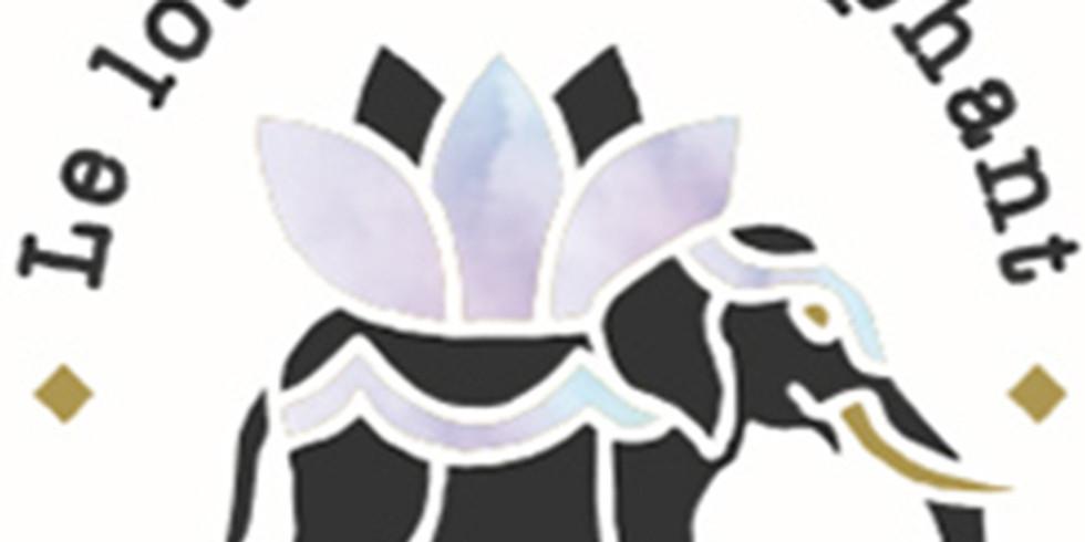 Insta Live des éditions le Lotus et l'éléphant ( Hachette)
