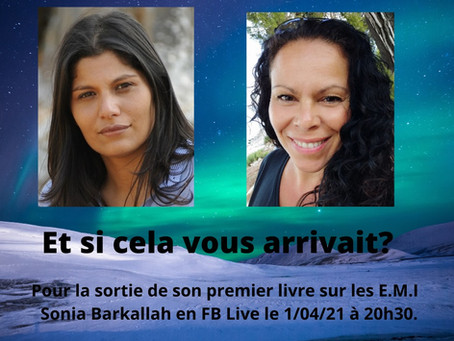 Sonia Barkallah l'invitée de Ghislaine Evangelisti.