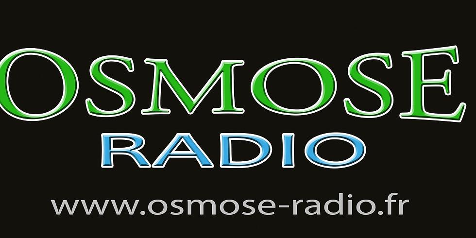Sonia Barkallah sur OSMOSE Radio