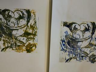 Atelier de gravure à Aix-en-Provence