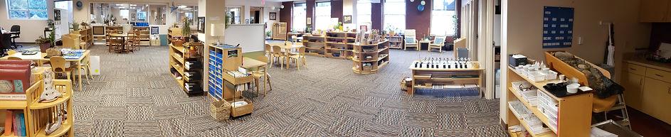 Montessori Northwest Classroom