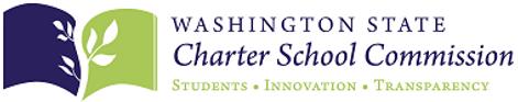 Washington State Charter School Commission Logo