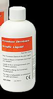 Heat Cure Acrylic Liquid