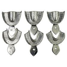 Stainless Steel Impression Trays
