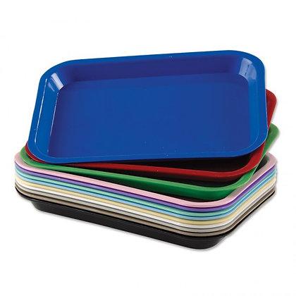 Plastic Mini Plain Trays