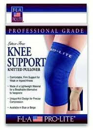 Elastic Pull Over (knee support)