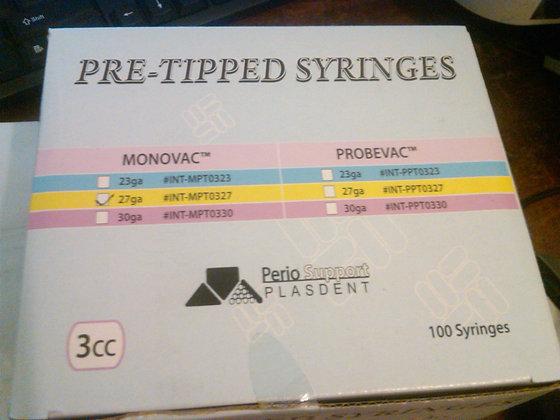 Endo Syringes