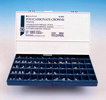 Polycarbonate Crowns with guide