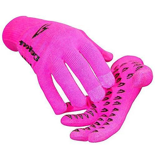 DuraGlove ET Hi-Vis Pink Cordura w/ Black Grippies