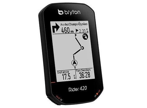 "Bryton Rider 15 NEO E GPS Computer 2"", 21 funksjoner,"
