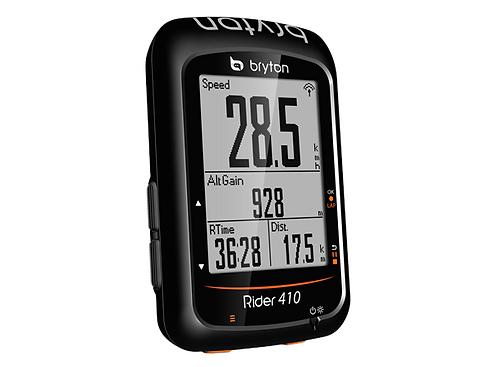 Bryton Rider 410 T GPS Computer Bundle