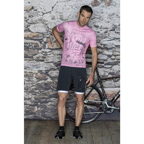 Maloja SentM. 1/2 sykkeltrøye mann