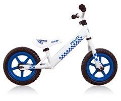 Rebel Kidz Police Løpesykkel