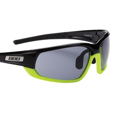 BBB Adapt BSG-45 Brille Sort/Neon