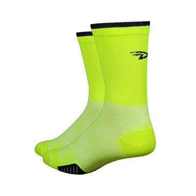 "Cyclismo 5"" Hi-Vis Yellow w/Black Stripe"
