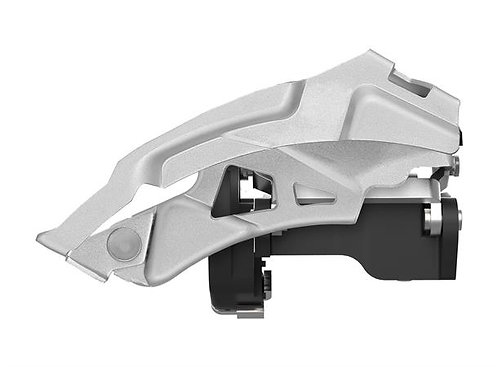 SunRace MS20 Trippel Frontgir 10-delt, TS/DUAL, E-Type/34.9-28.6, 40T