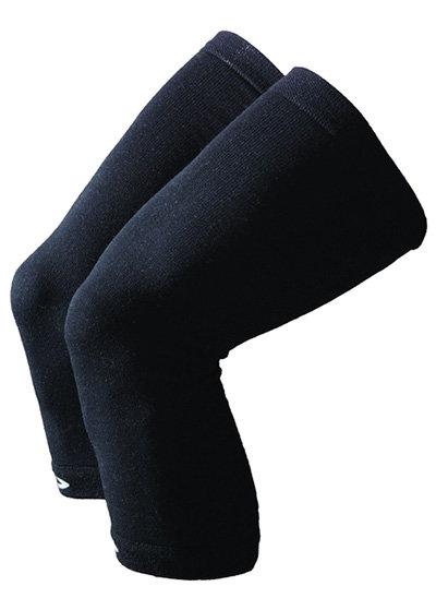 Defeet knevarmere Black - CoolMax
