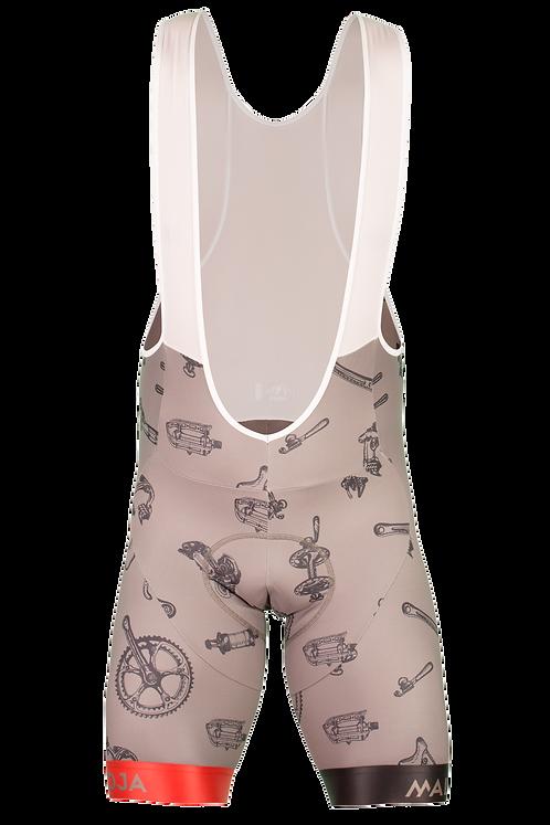 Maloja ArturM. Pants 1/2 - Bib Shorts