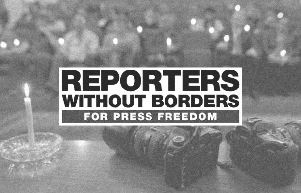 REPORTERS WITHOUT BORDERS - SPOKEN WORD POETRY