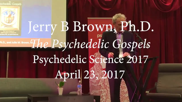 The Psychedelic Gospels - The Secret History of Christianity