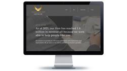 Website Refresh - Griffen Law Firm