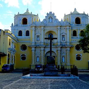 BELIZE, GUATEMALA, HONDURAS & EL SALVADOR
