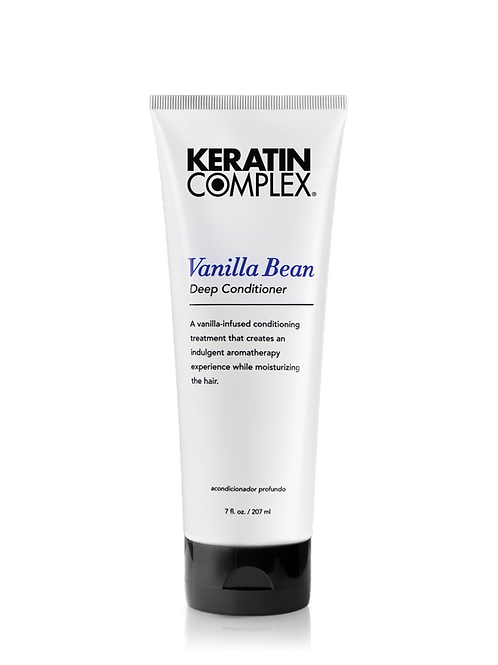 Keratin Complex Vanilla Bean Mask 7oz