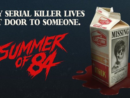 Friday Night Fright Review: Summer of 84 (2018)