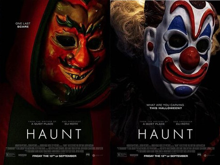 Friday Night Fright Review: Haunt (2019)