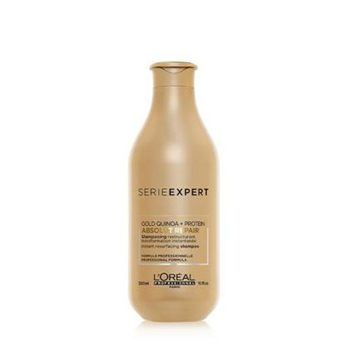 Absolute Gold Instant Resurfacing Shampoo