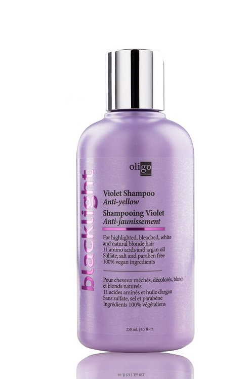Oligo Blacklight Violet Shampoo
