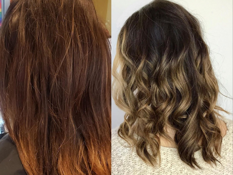 How to Add Some Spring Time to Your Hair