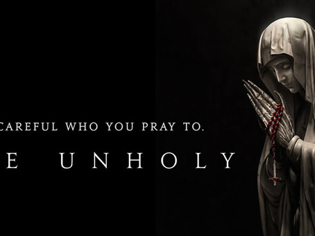 Friday Night Fright Review: The Unholy (2021)