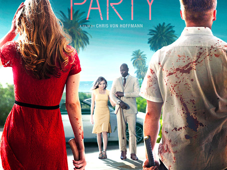 Friday Night Fright Review: Monster Party (2018)