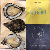 Oisrí oyster boxed and ready to go!