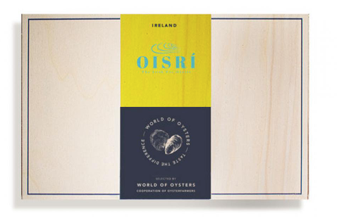 Our proud partnership with World Of Oysters.