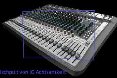 Profi Mischpult Soundcraft