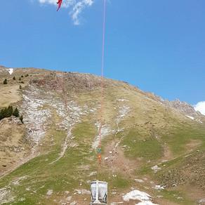 Was macht Gerold Rauber, Platzchef der Skischule Jaun, während des Sommers?