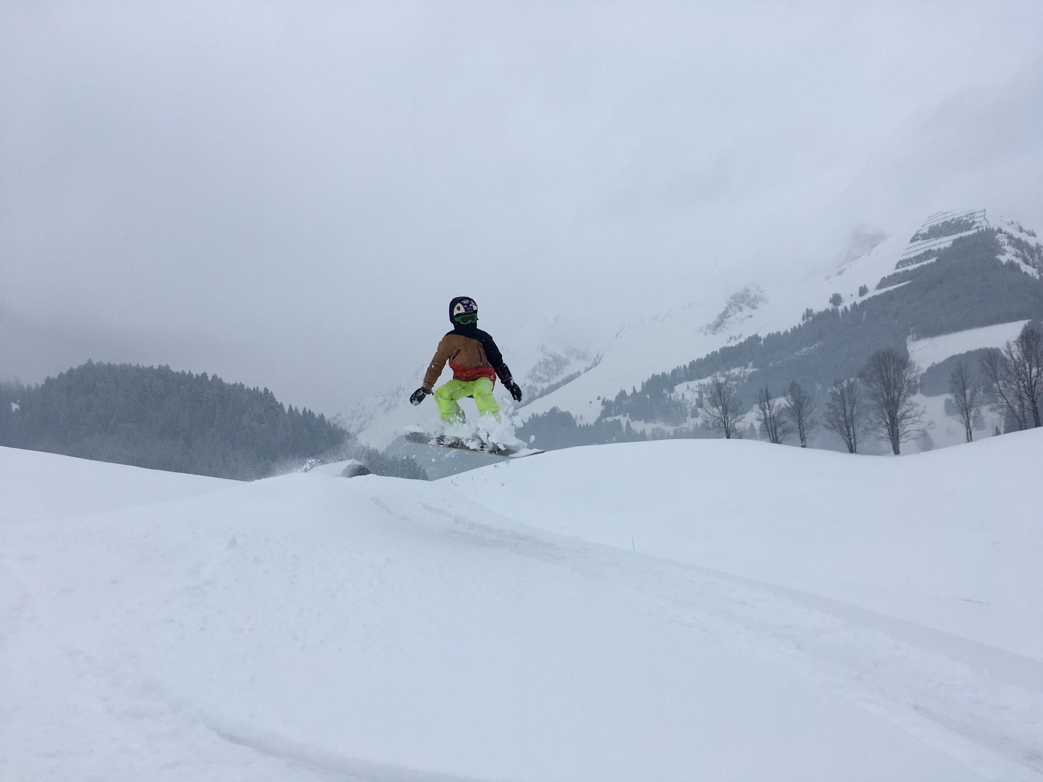 Snowboardkurs