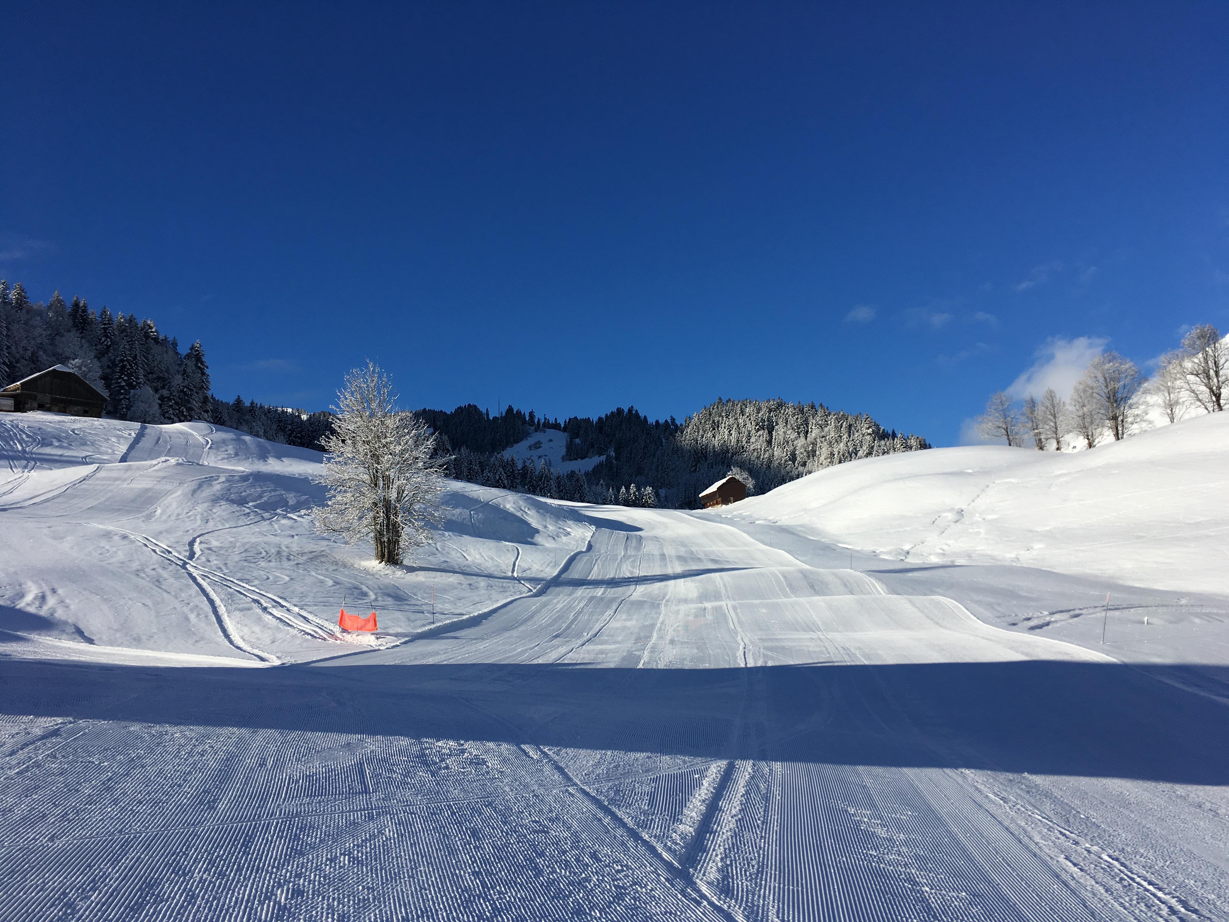 Skischule Jaun