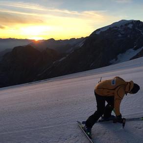 Was macht Eric Buchs, Skileherer der Skischule Jaun, während des Sommers?