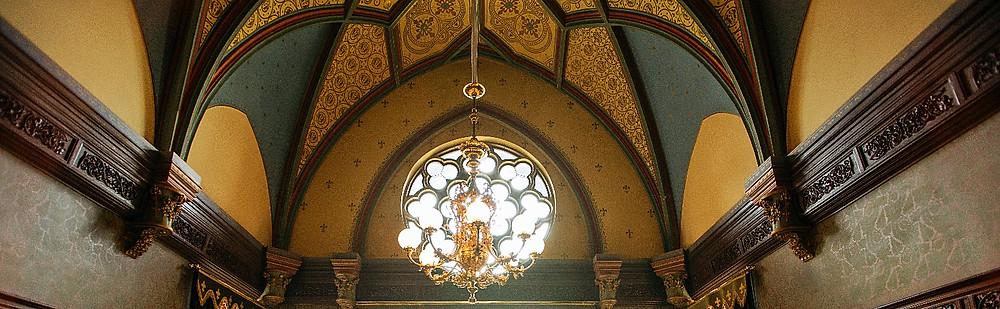 Musiksaal Schloss Drachenburg
