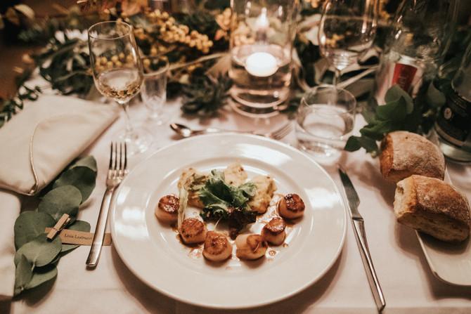 Geschmackssache: alles rund um das perfekte Hochzeitsessen