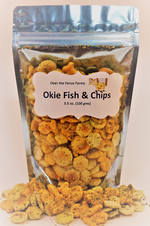 Okie Fish & Chips