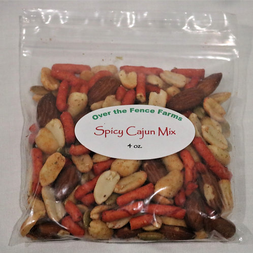 Spicy Cajun Mix - 4 oz